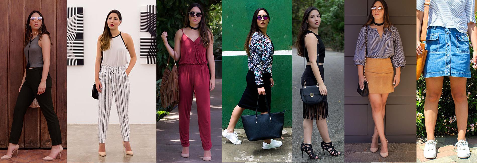Ana B. styles a week!