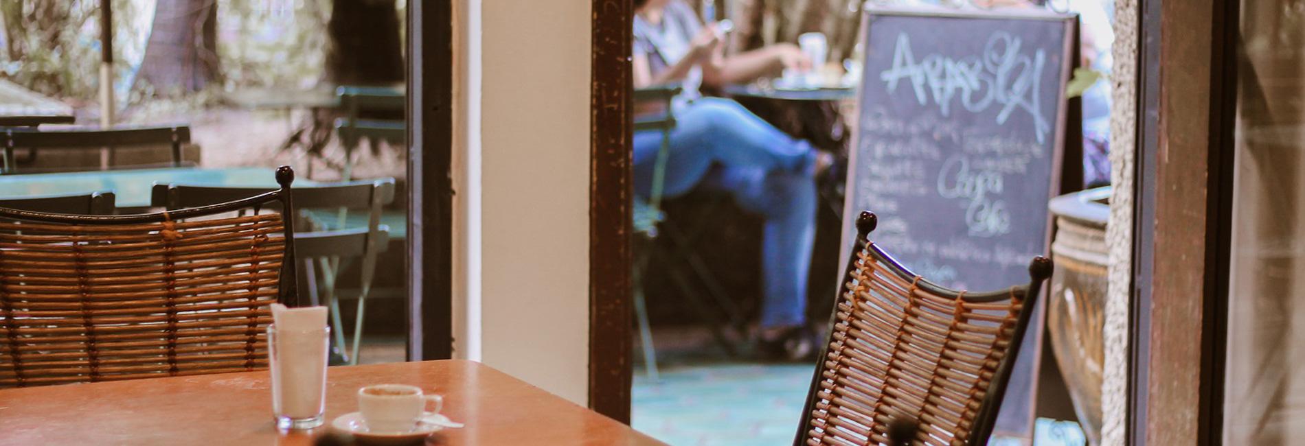 3 cosas que hacer en Café Arábica que no son tomarte un café