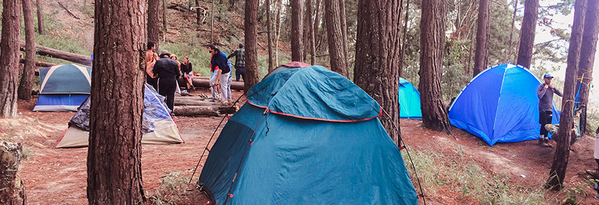 Parque Nacional Macarao: Mi primera vez acampando