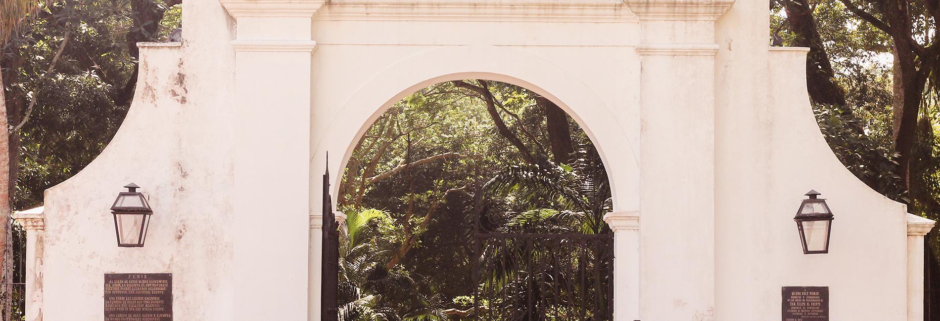 Parque San Felipe El Fuerte