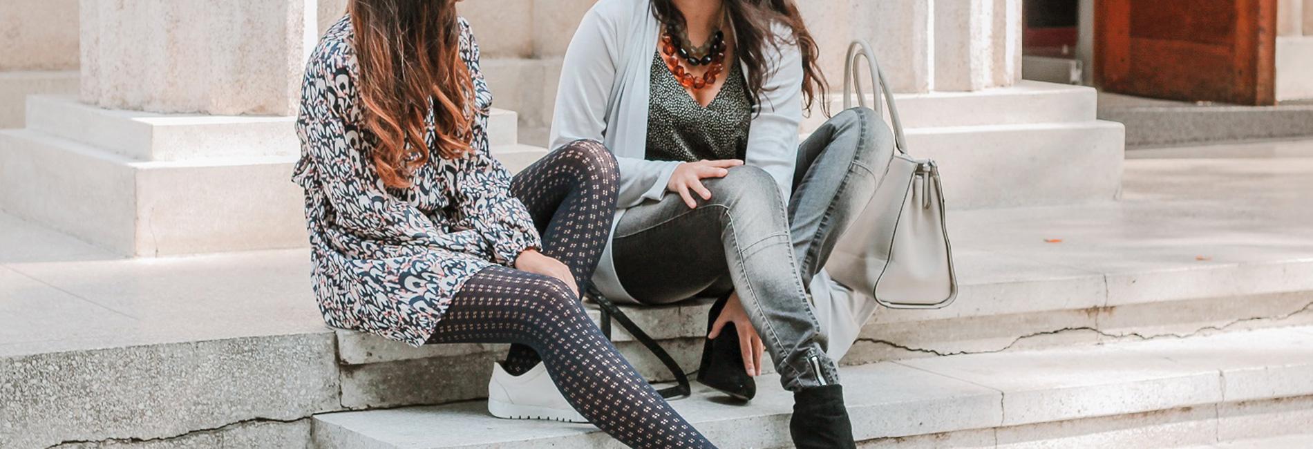 Styleception: Blair y Serena en el MET