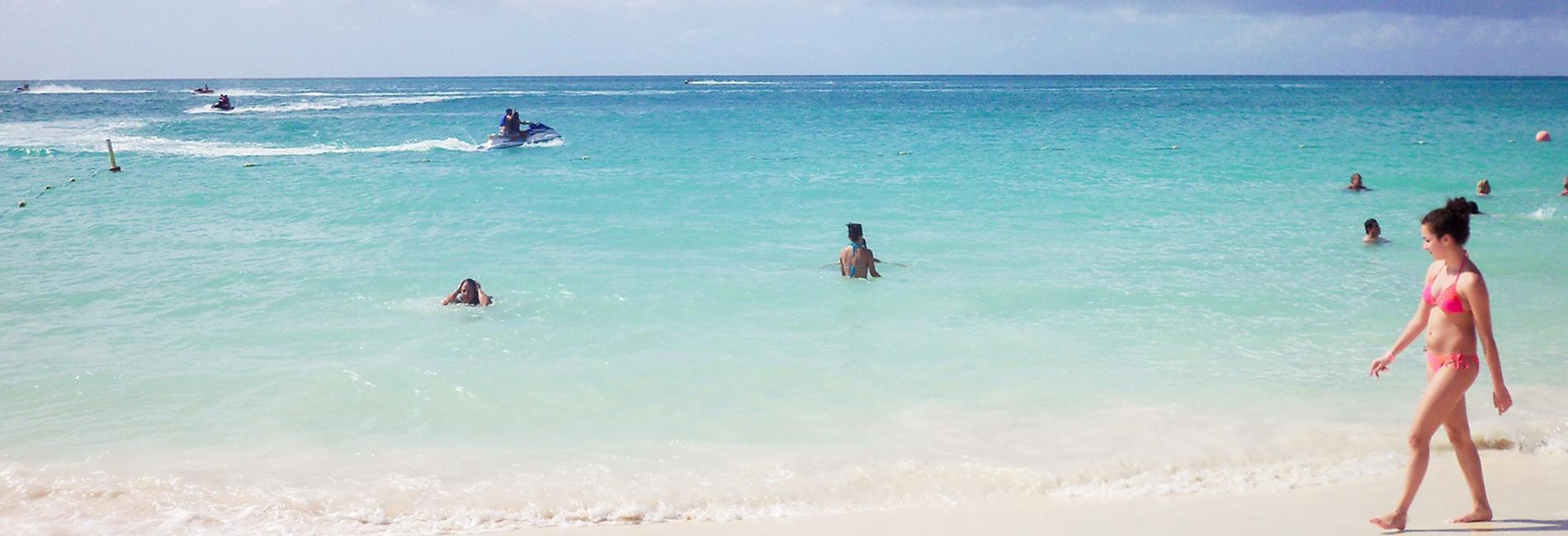 Aruba en un suspiro