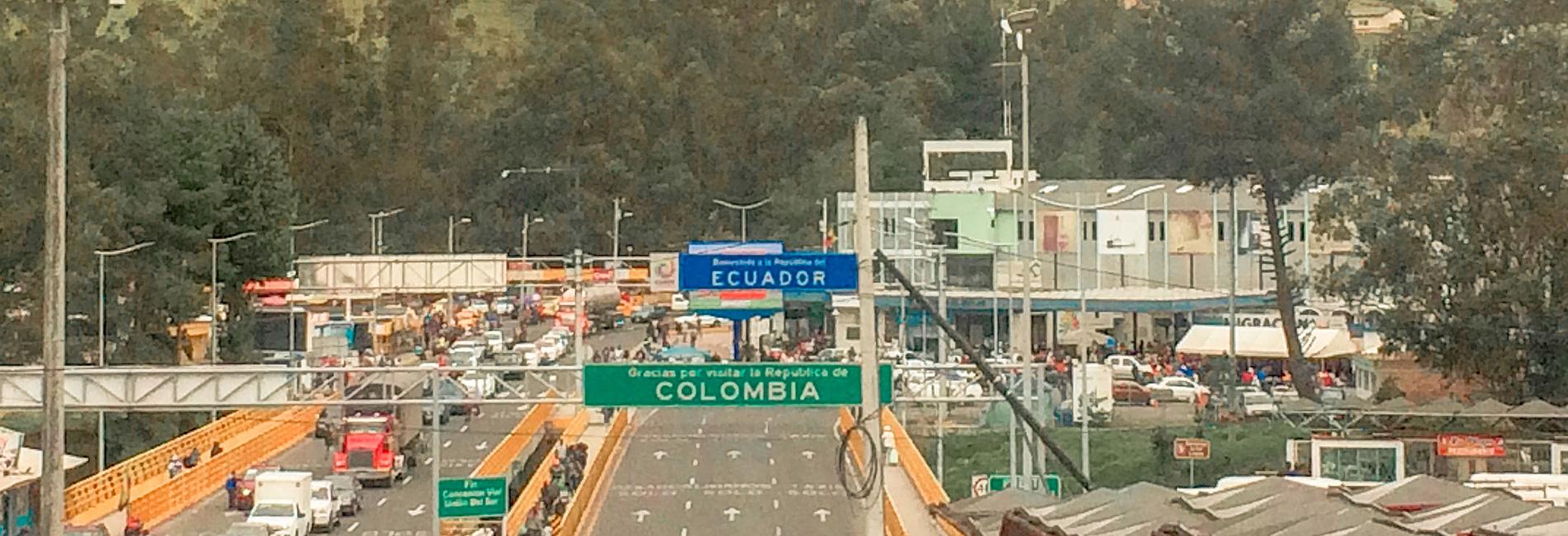 Viajar de Venezuela a Perú en autobús
