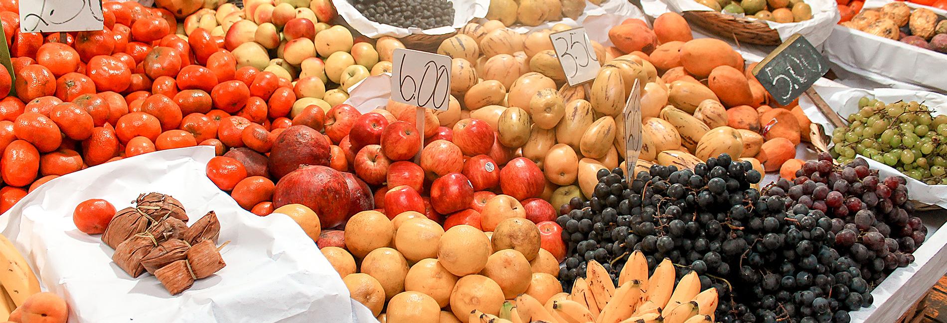 El abecedario de las frutas en Perú (guía práctica)