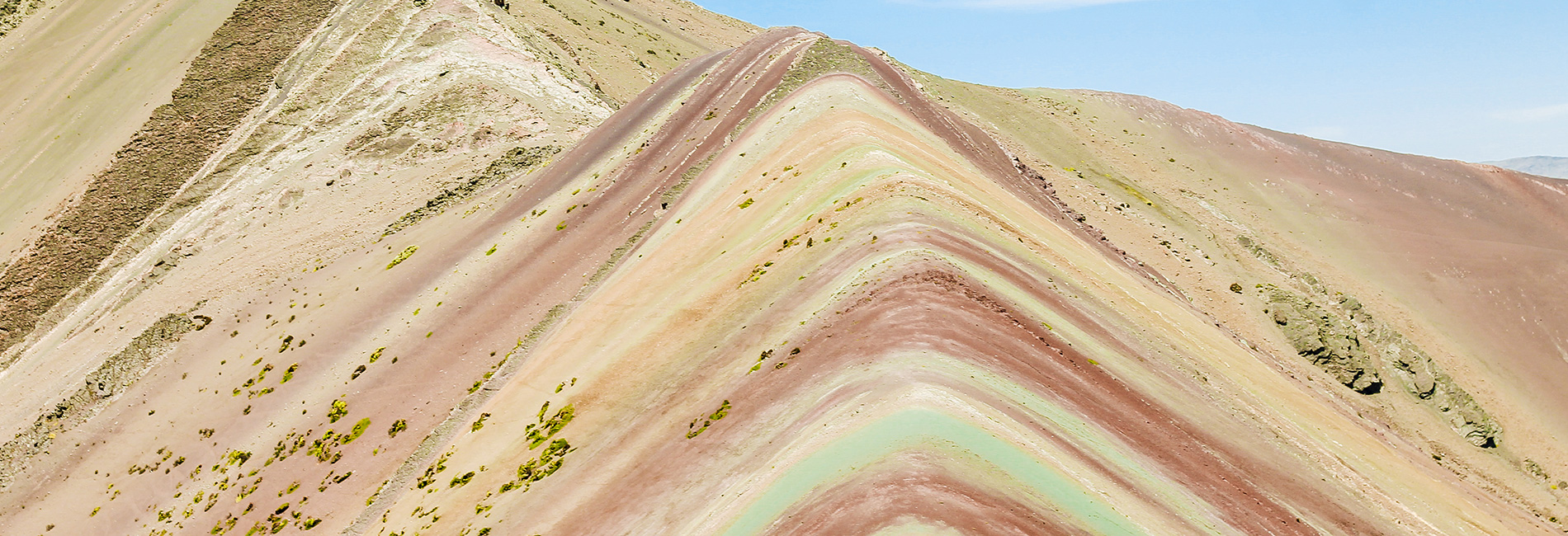 Vinicunca: higher than I ever been