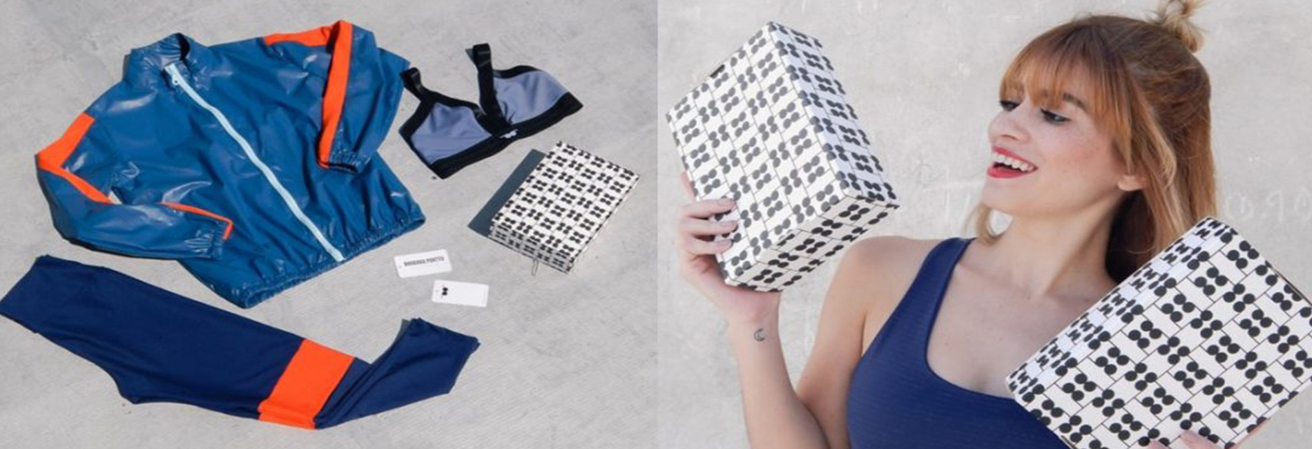 Active Box de BP Activewear: una nueva manera de comprar
