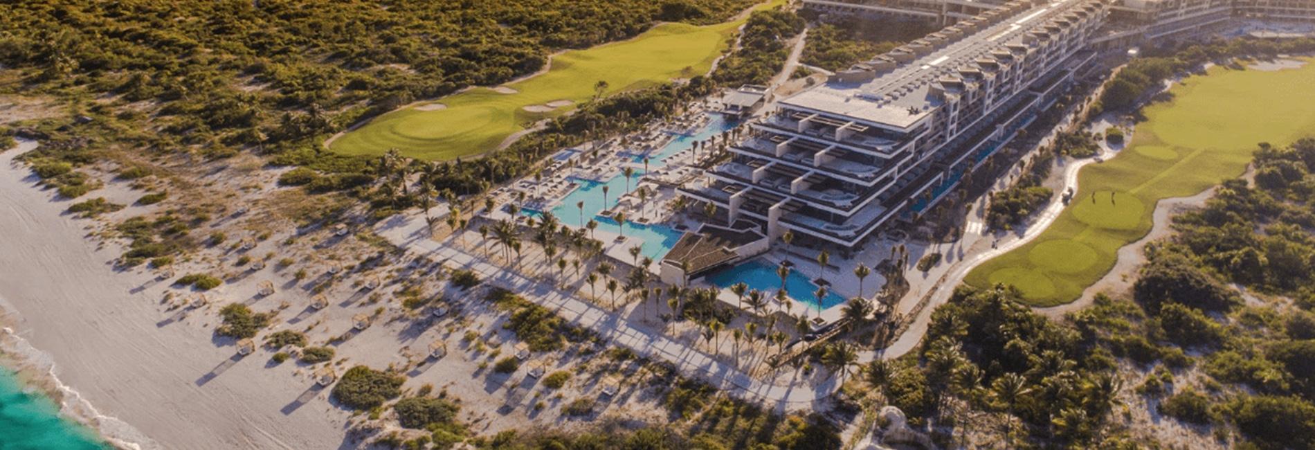 ESTUDIO Playa Mujeres, primer hotel con el concepto de lujo relajado
