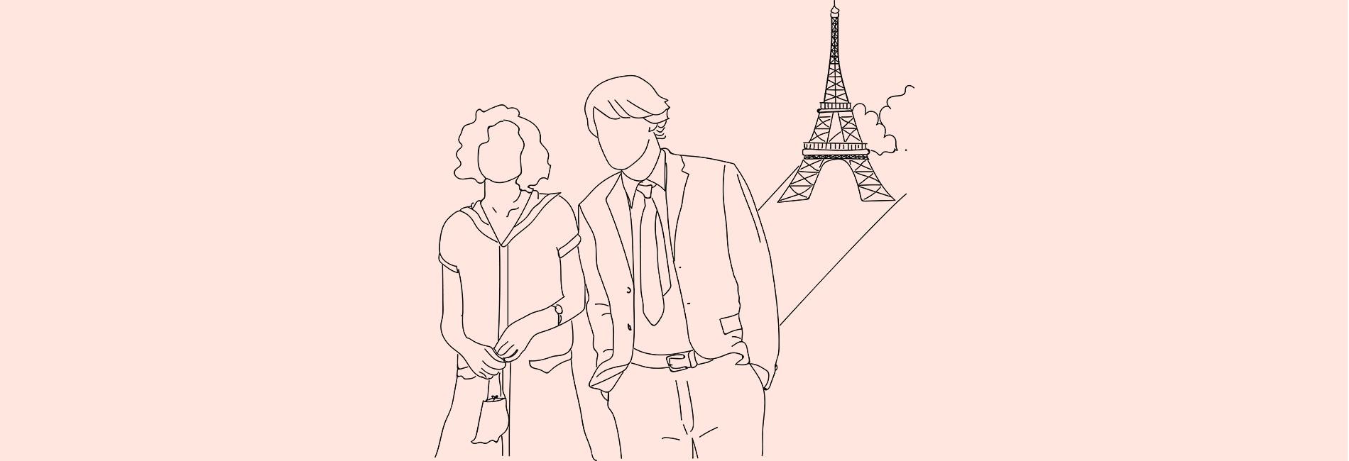 París y una historia de amistad