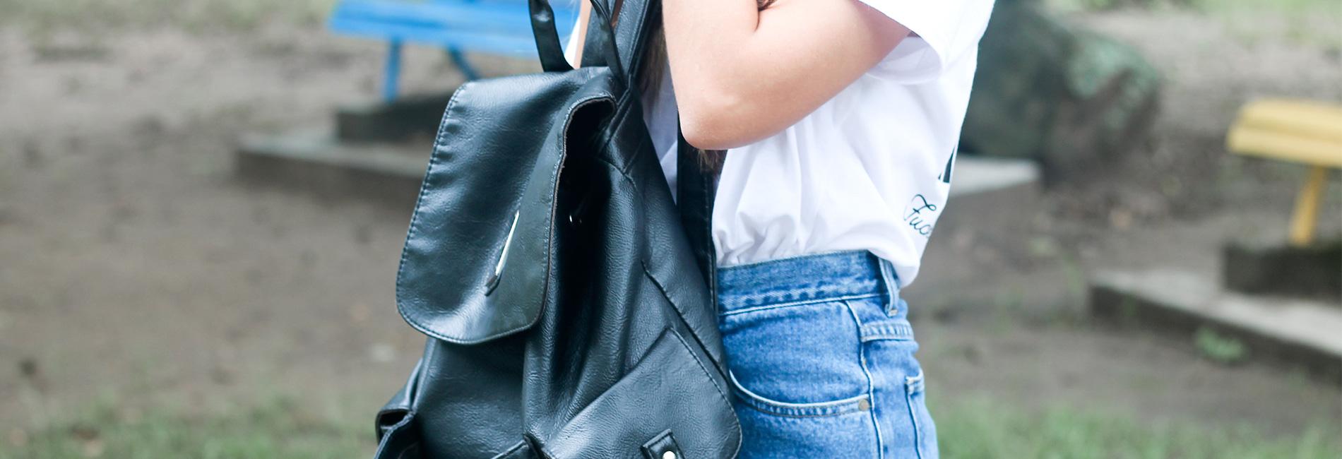 Soliloquios sobre el amor por las mochilas
